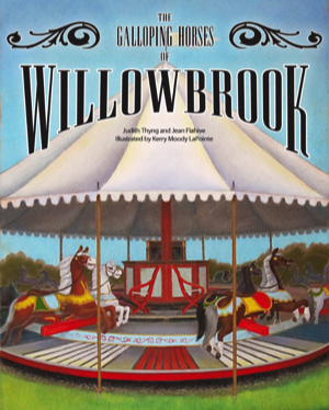 The Galloping Horses of Willowbrook cover photo
